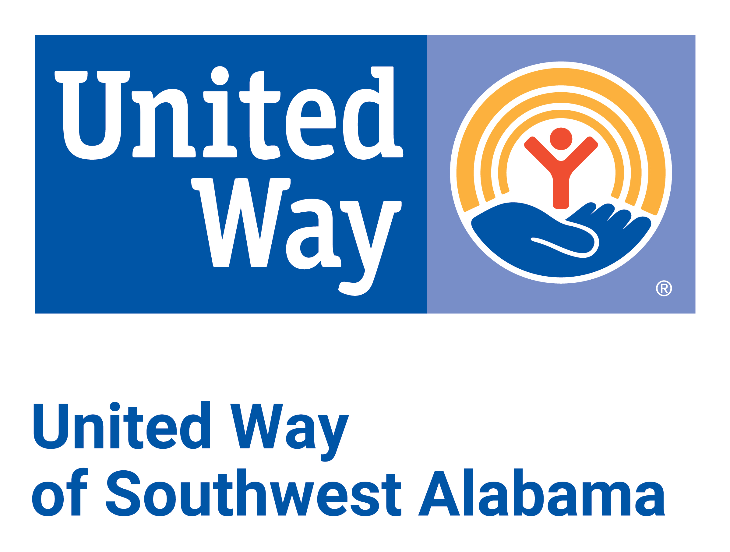 United Way of Southwest Alabama color logo